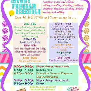 Child Day Care Activities - In Home Daycare Near Me